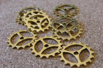 Engrenages (Gears), diamètre de 23mm